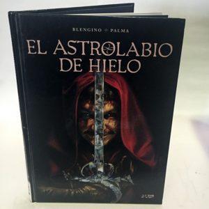 EL ASTROLABIO DE HIELO (INTEGRAL). COMIC EUROPEO, COMIC ESPAÑOL