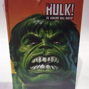 MARVEL LIMITED ETHE HULK 01: EL COLOR DEL ODIO. MARVEL LIMITED EDITION COMIC AMERICANO