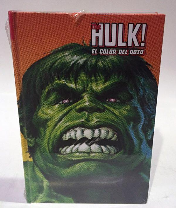 MARVEL LIMITED ETHE HULK 01: EL COLOR DEL ODIO. MARVEL LIMITED EDITION COMIC AMERICANO