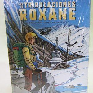 LAS TRIBULACIONES DE ROXANE , COMIC EUROPEO