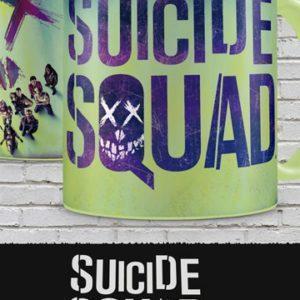 TAZA DC: SUICIDE SQUAD. ACCESORIOS