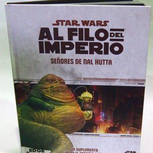 STAR WARS AL FILO DEL IMPERIO: AL FILO DEL IMPERIO. LA JOYA DE YAVIN. JUEGO DE ROL.