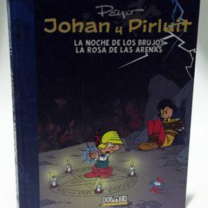 JOHAN Y PIRLUIT VOL 07 COMIC EUROPEO