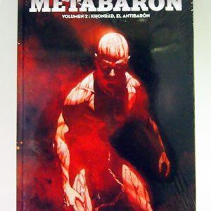 METABARON 02: KHONRAD EL ANTIBARON, COMIC EUROPEO
