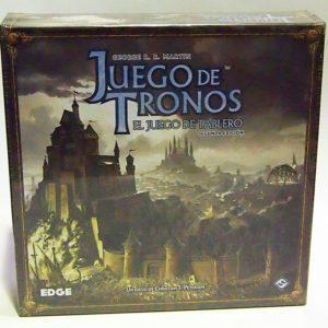 JUEGO DE TRONOS, JUEGO DE TABLERO