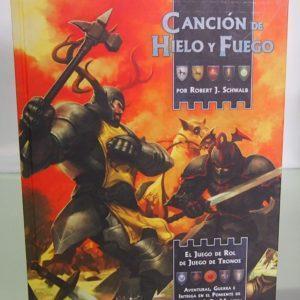 CANCIÓN DE FUEGO Y HIELO, JUEGO DE TRONOS JUEGO ROL