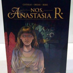 NOS, ANASTASIA R. COMIC EUROPEO