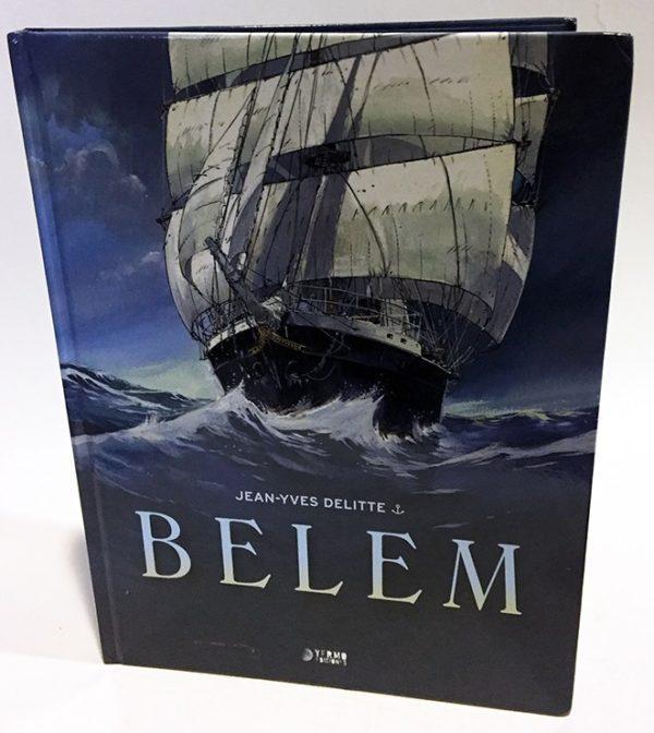 BELEM: HISTORIA COMPLETA. COMIC EUROPEO