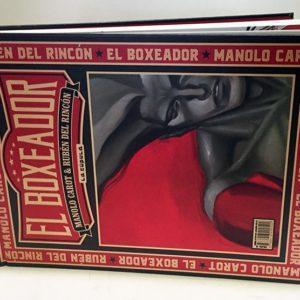 EL BOXEADOR, COMIC EUROPEO, COMIC NACIONAL