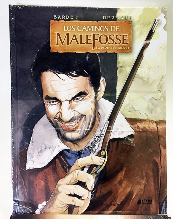 LOS CAMINOS DE MALEFOSSE 03. LA PARTE DEL DIABL0, COMIC EUROPEO