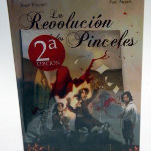 LA REVOLUCIÓN DE LOS PINCELES , COMIC EUROPEO