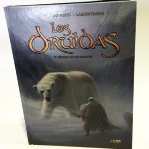 LOS DRUIDAS 02. EL CÍRCULO DE LOS GIGANTES (INTEGRAL). COMIC EUROPEO