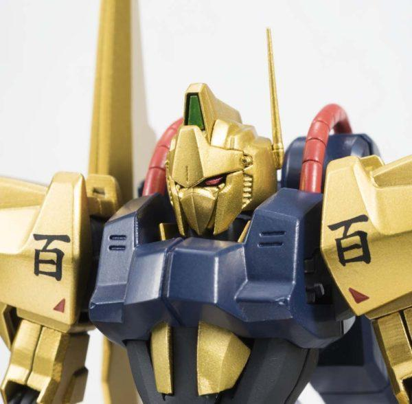 HYAKU-SHIKI Z GUNDAM FIGURA 12 CM MOBILE SUIT GUNDAM ROBOT SPIRITS