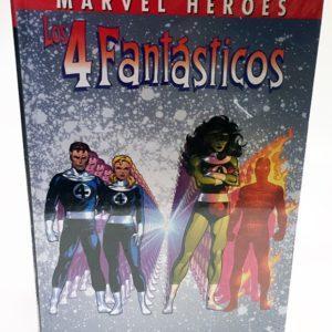 LOS 4 FANTÁSTICOS : BYRNE, VOL 3. COMIC MARVEL, AMERICANO