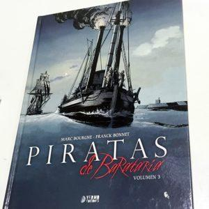 LOS PIRATAS DE BARATARIA VOL.3, COMIC EUROPEO