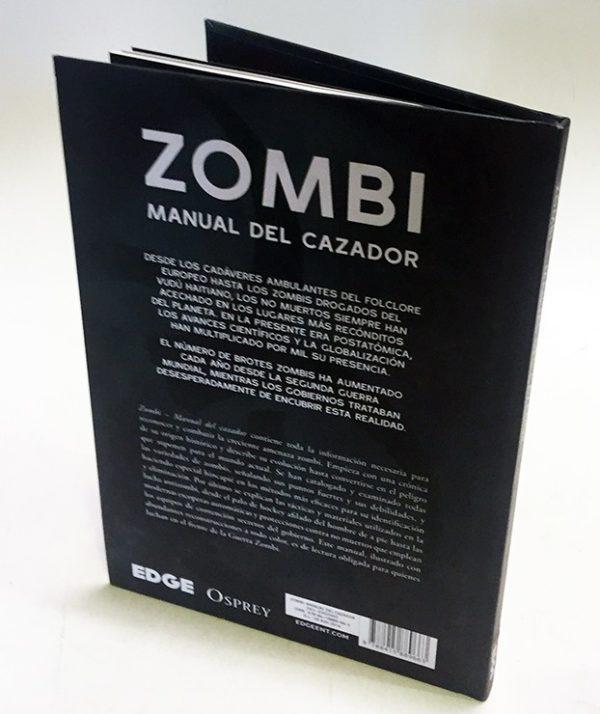 ZOMBIE - MANUAL DEL CAZADOR , JUEGO ROL