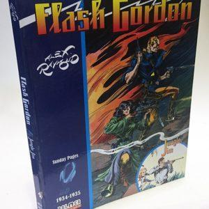 FLASH GORDON & JIM DE LA JUNGLA 1934-1936 , COMIC AMERICANO