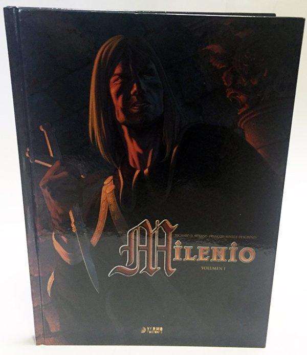 MILENIO VOL. 1, COMIC EUROPEO