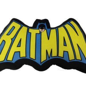 BATMAN CLASICO COJIN FORMA DC COMICS