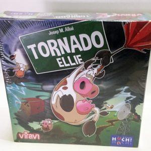 TORNADO ELLIE, JUEGO DE TABLERO