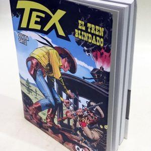 TEX: EL TREN BLINDADO, COMIC EUROPEO