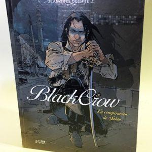 BLACK CROW 01: EL TESORO MALDITO COMIC EUROPEO