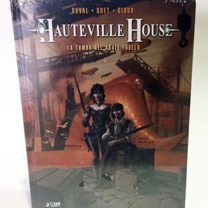HAUTEVILLE HOUSE 02. LA TUMBA DEL ABATE FROLLO , COMIC EUROPEO