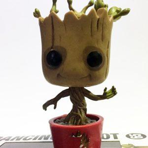 DANCING GROOT BABY, FIGURA POP FUNKO GUARDIANES DE LA GALAXIA