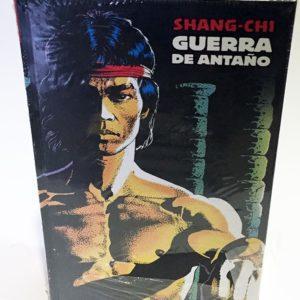 SHANG-CHI: LA GUERRA DE ANTAÑO (MARVEL LIMITED EDITION) COMIC AMERICANO