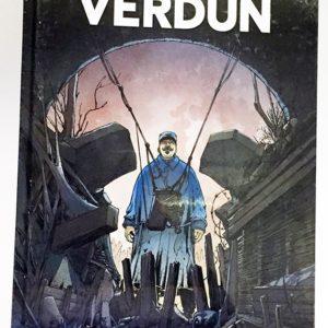 VERDÚN, COMIC EUROPEO