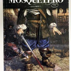 MOSQUETERO VOL 1 , COMIC EUROPEO