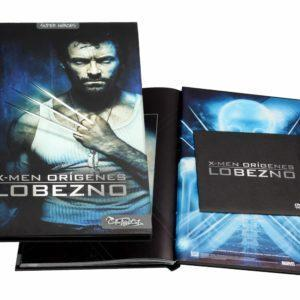 X-MEN ORIGENES. LOBEZNO (COLLECTOR'S CUT) LIBRO + DVD