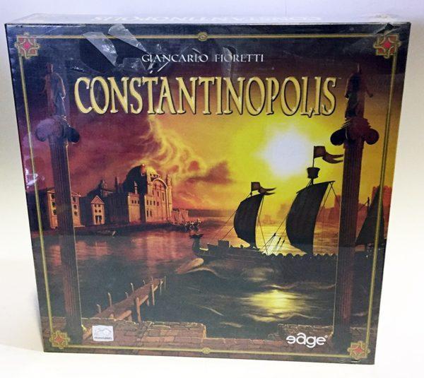 CONSTANTINOPOLIS - JUEGO DE TABLERO
