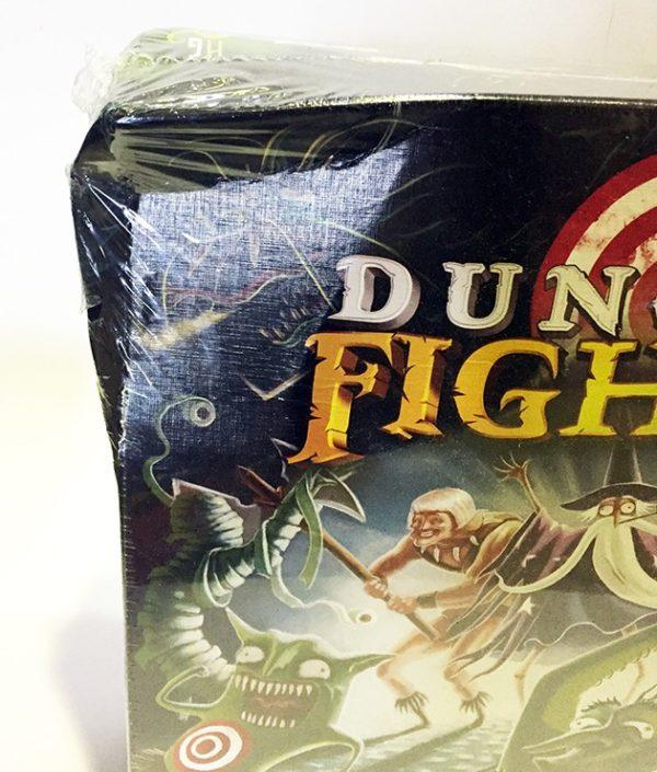 DUNGEON FIGHTER, JUEGO TABLERO