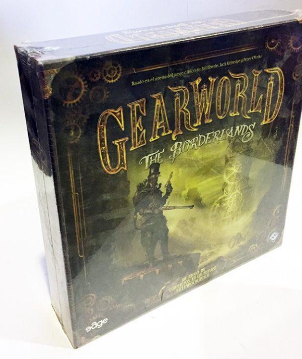 GEARWORLD: THE BORDERLANDS, JUEGO DE TABLERO