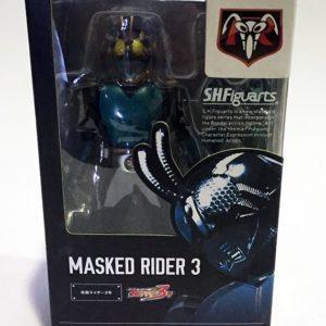 MASKED RIDER 3 FIGURA 14 CM SUPER HERO TAISEN GP SH FIGUARTS