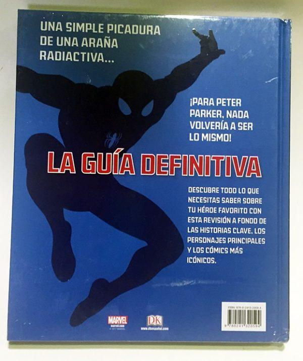 SPIDER-MAN. LA GUIA DEFINITIVA (EL UNIVERSO DE TU AMIGO Y VECINO) LIBRO ILUSTRADO