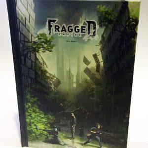 FRAGGED EMPIRE, MANUAL BÁSICO JUEGO DE ROL