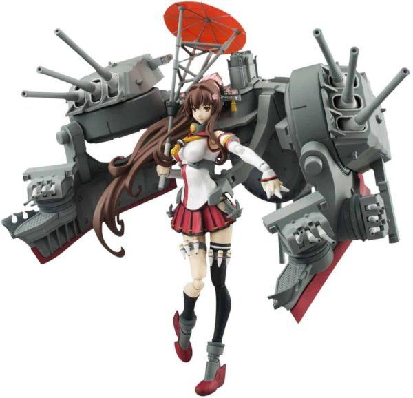 YAMATO FIGURA 13 CM KANCOLLE ARMORED GIRL PROJECT AGP
