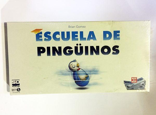 ESCUELA DE PINGÜINOS, JUEGO TABLERO