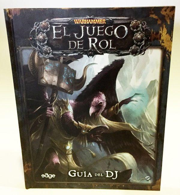 WARHAMMER FANTASY: GUIA DEL DIRECTOR DE JUEGO JUEGO DE ROL