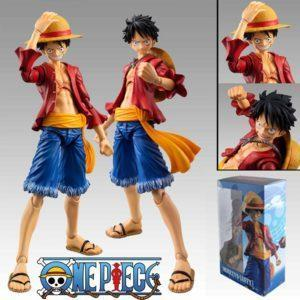 MONKEY D. LUFFY FIGURA 16.5 CM ONE PIECE VARIABLE ACTION HEROES