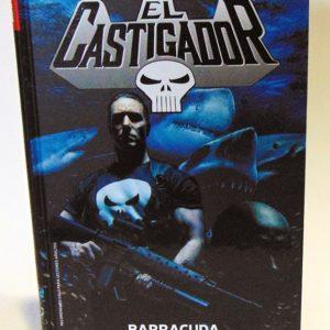 EL CASTIGADOR 07. BARRACUDA (MARVEL SAGA 38) COMIC AMERICANO