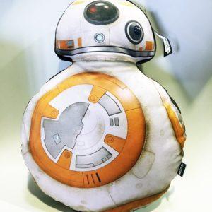 COJIN SILUETA BB-8 STAR WARS, ACCESORIOS