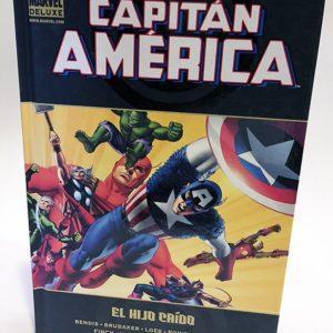 CAPITÁN AMÉRICA: EL HIJO CAIDO (MARVEL DELUXE), AMERICANO
