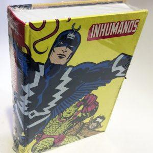 LOS INHUMANOS (MARVEL LIMITED EDITION) COMIC AMERICANO