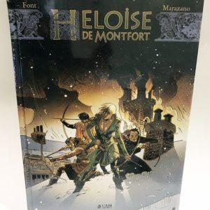 HELOISE DE MONTFORT, COMIC EUROPEO