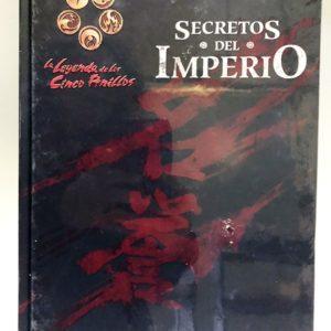 LEYENDA 5 ANILLOS 4ª ED. - SECRETOS DEL IMPERIO, JUEGO DE ROL