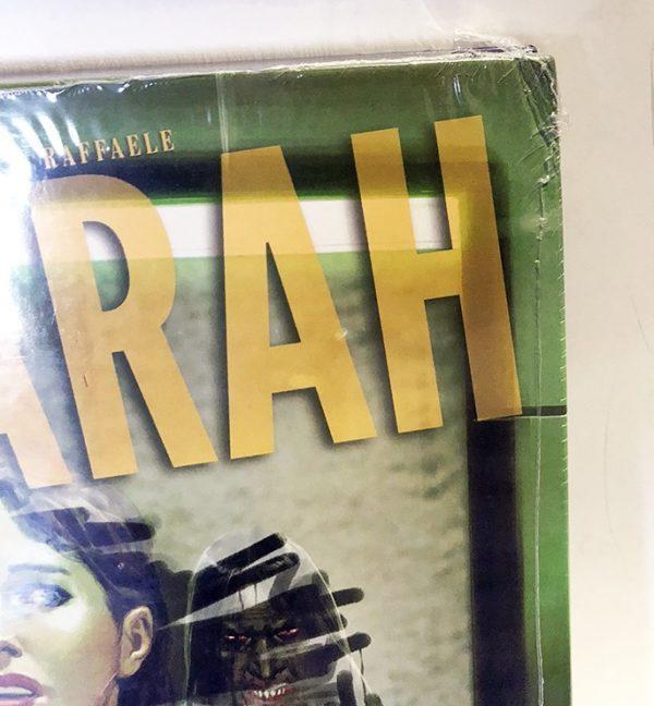 SARAH 01, COMIC EUROPEO
