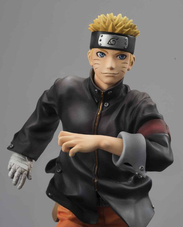 NARUTO UZUMAKI FIGURA 20 CM NARUTO THE LAST MOVIE G.E.M. SERIE